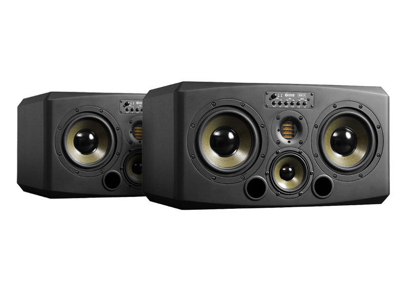 Adam S3X-H speakers