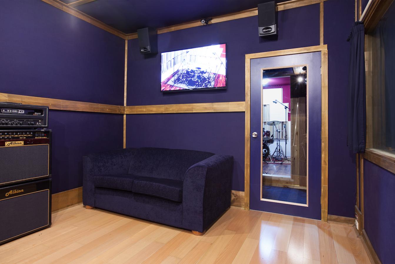 Studio C Recording Studio Melbourne Studio 52