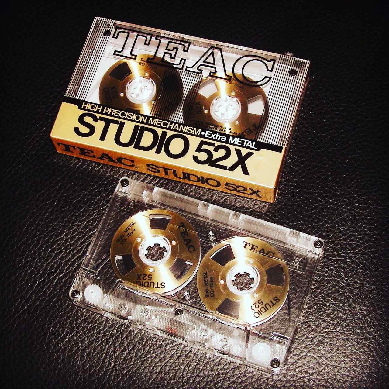 Metal 52 min tape